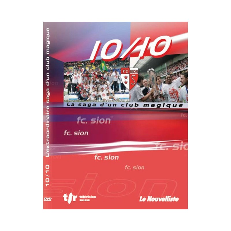 FC Sion: 10x10
