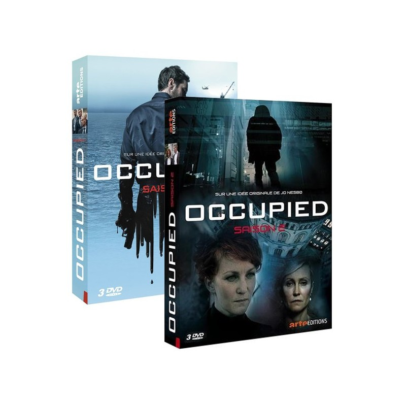 Occupied - Pack saisons 1-2 (DVD)