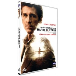 La vérité sur l'affaire Harry Quebert (DVD)