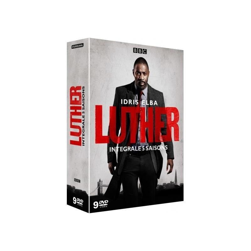 Luther - Intégrale saisons 1-5