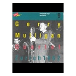 Gerry Mulligan Quartet - Swiss Radio Days vol. 9